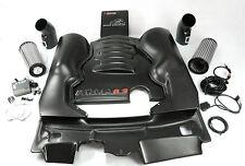 ARMA Carbon Matt airbox air intake kit INDUCTION KIT for W204 C63 AMG 6.3