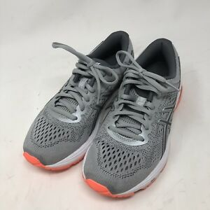 71faad3d40e Details about Asics GT-1000 Women's Size 6 Running Shoes T7A9N Gray Orange