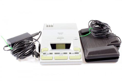 Philips LFH 9750 digitales Diktiergerät mit Fußschalter inkl MwSt.