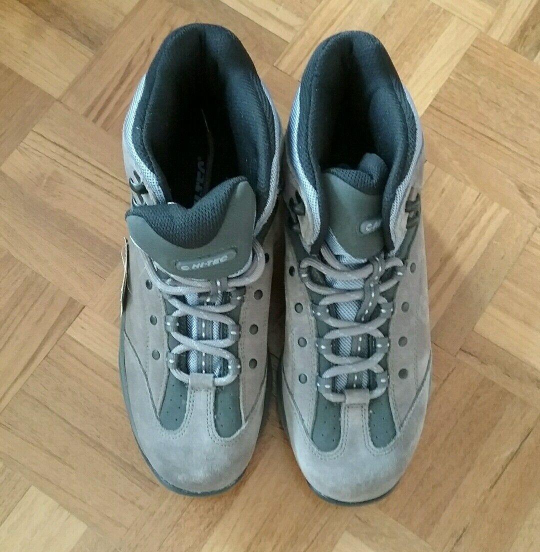 NEU FOOTLOOSE WOMEN'S HI-TEC GREY BOOTS UK SIZE 6