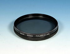 Rowi Ø55mm Polarfilter filter filtre Einschraub screw in - (204006)