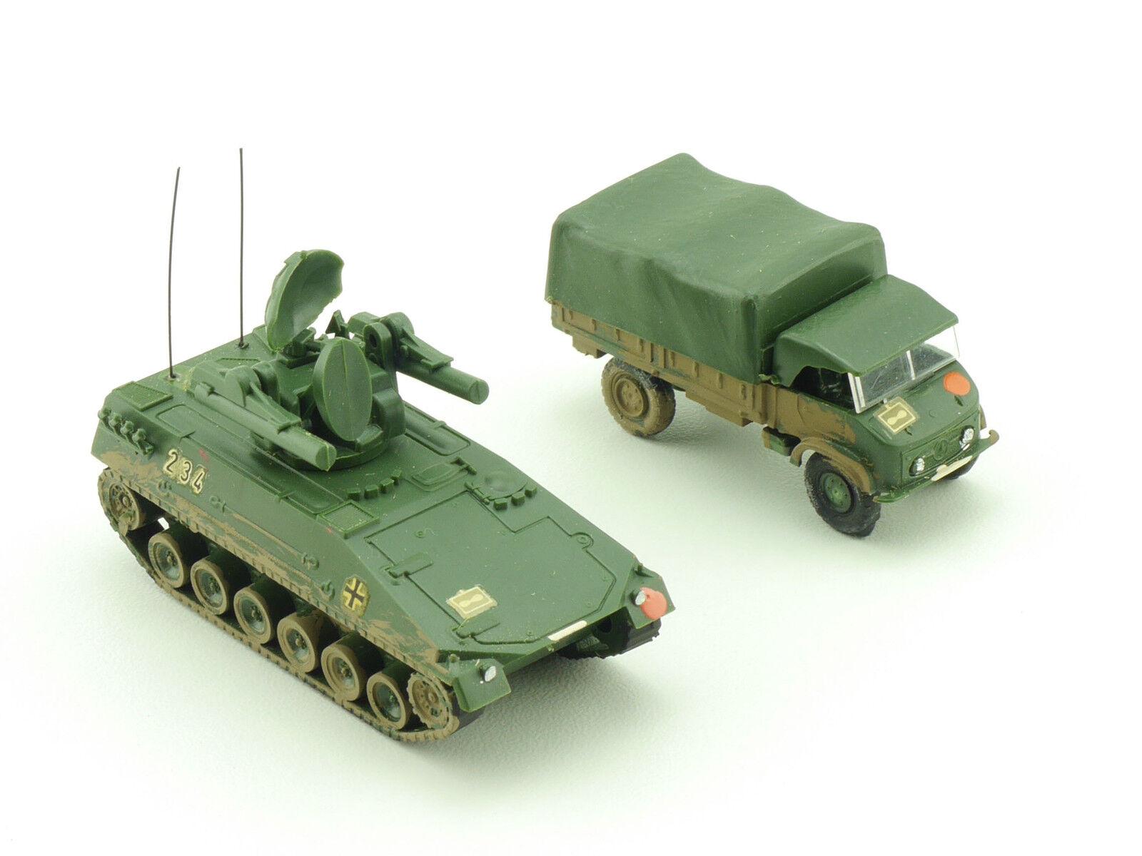 ROSKOPF RMM MB Unimog martora contraerei carro armato esercito esercito esercito tedesco 1602-15-64 8590a1