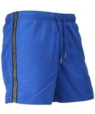 "Emporio Armani Swimwear Beach Shorts Blue China In Colour EU54 38""W New"