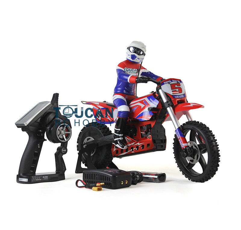 Skyrc Rider SR5 1 4 RTR RC Dirt Bike Brushless Electric Motorcycle IT4S Radio