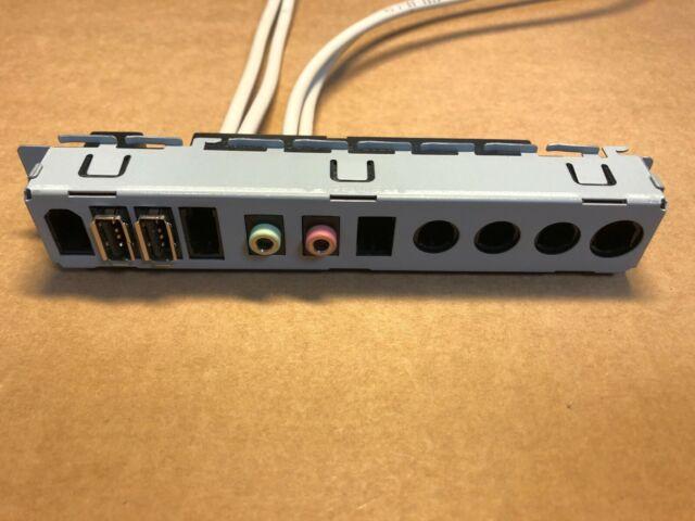 HP 5188-6795 FRONT PANEL 2 x USB2 ET AUDIO 2 x 3,5MM