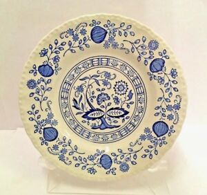 Wedgwood Blue Heritage Bread /& Butter Plate