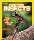 National Geographic Kids Everything Insects: All the Facts, Photos, and Fun to Make You Buzz by Carrie Gleason (Hardback, 2015)