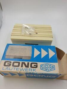 Sigeba-Tuergong-aus-der-DDR-neuwertig-Gong-Laeutewerk