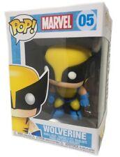 Funko Pop Marvel: Wolverine Vinyl Bobble-Head Item #2277