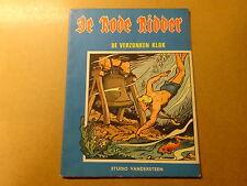 STRIP / DE RODE RIDDER 38: DE VERZONKEN KLOK | 1ste druk