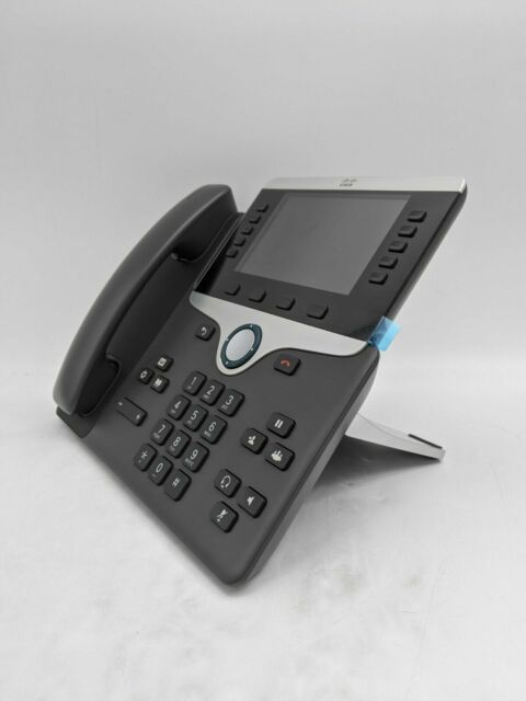 Cisco CP-8841-K9 V05 Unified IP Business Color Display Phone -TT0819