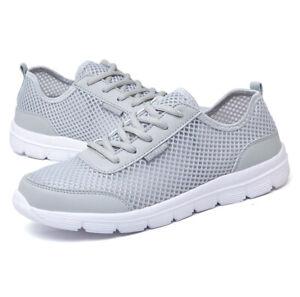 Men-039-s-Fashion-Casual-Running-Respirant-Chaussures-De-Sport-Athletique-Baskets-Femmes-Sho