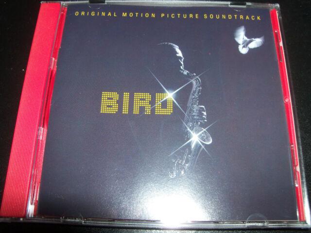 Bird Original Motion Picture Soundtrack CD / Charlie Parker - Like New
