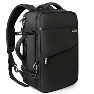 Inateck-30-40L-Carry-On-Travel-Backpack-for-15-6-17-inch-Laptop-Flight-Approved