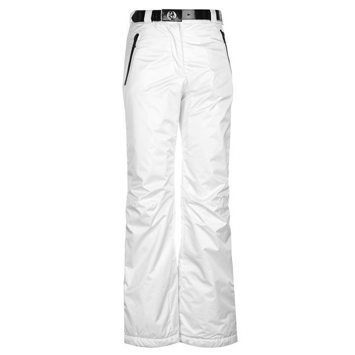 Colmar Ski Pants White UK Size 6 TD075 EE 16