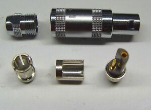 LEMO Kabel Stecker 10 polig  alte Version Größe II