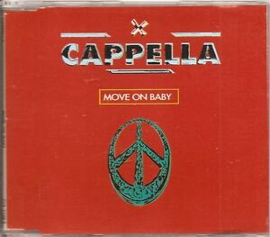 CAPPELLA-Move-On-Baby-7-track-GERMAN-REMIX-CD-ZYX-label