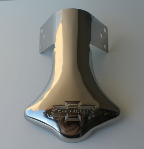 SINGLE SS Chevrolet in the  Bowtie Logo Exhaust Deflector Tip