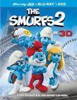 Smurfs 2 3d 0043396419650 With Neil Patrick Harris Blu-ray Region a