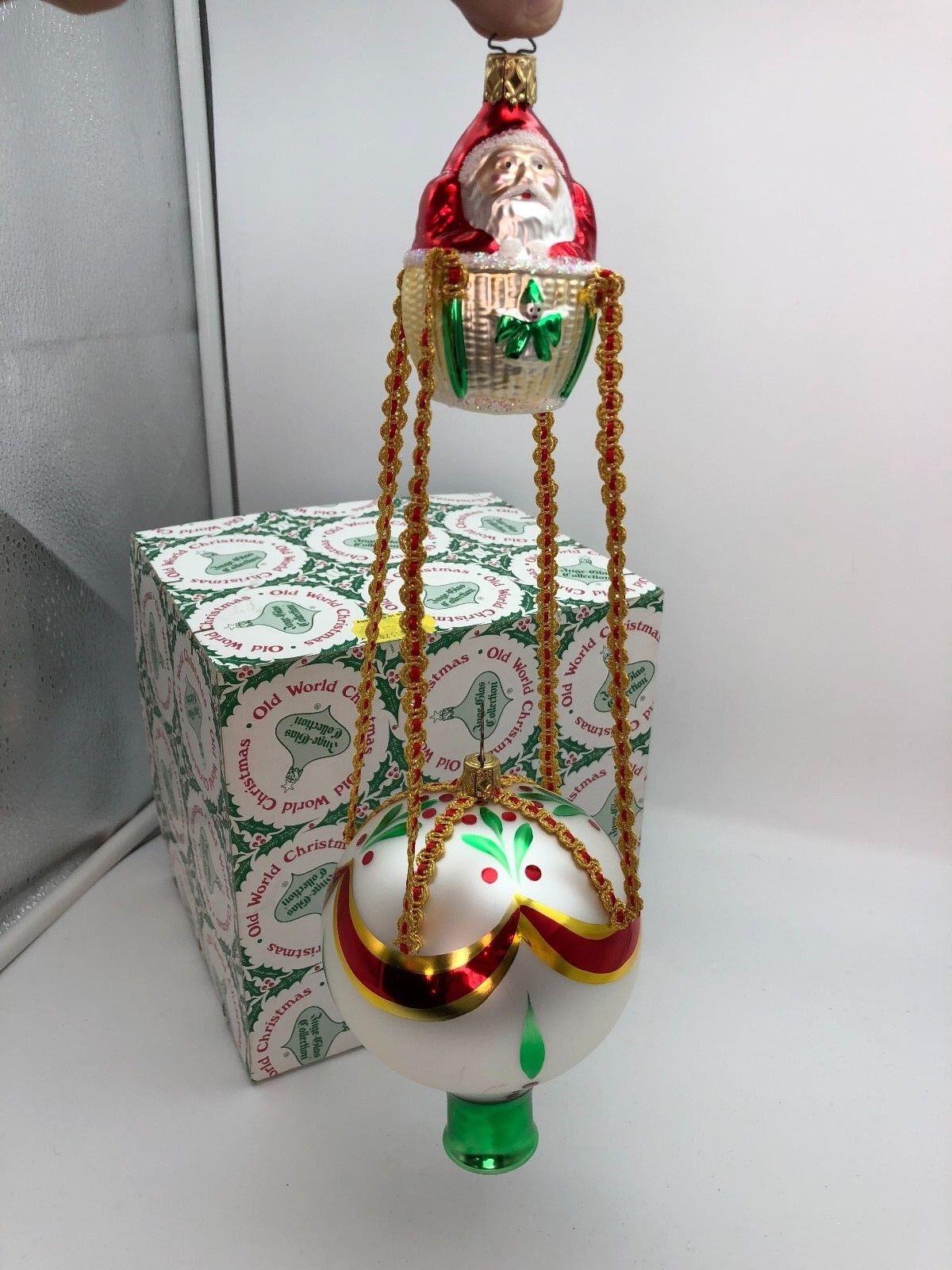 Inge Glas ⭐ ⭐ Albero di Natale gioielli Ornament Ornament Ornament 32 cm ⭐ ⭐ Merce Nuova 11051c