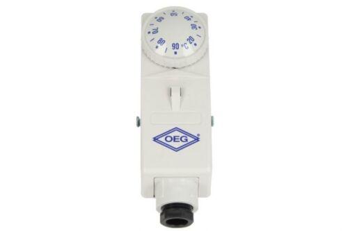 außenliegende Verstellung 15 A 230 V,Nr.130930A Anlegethermostat BRC-A 20-90°C