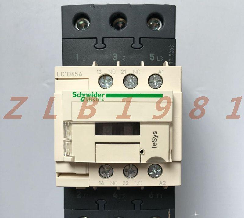 ONE Schneider contactor LC1D65A AC contactor LC1-D65AQ7C