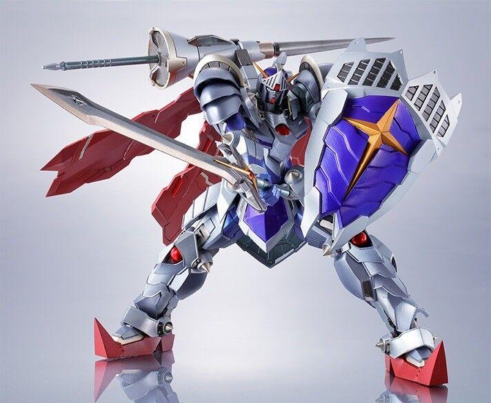 Metall Roboter Geist Sd Gundam Gaiden Ritter Gundam Real Typ Ver Figur Bandai