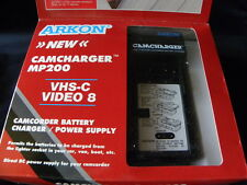 Arkon Camcorder Battery Charger  VHS -C Video 8 Fully compatible with 6-7,2-9,6V