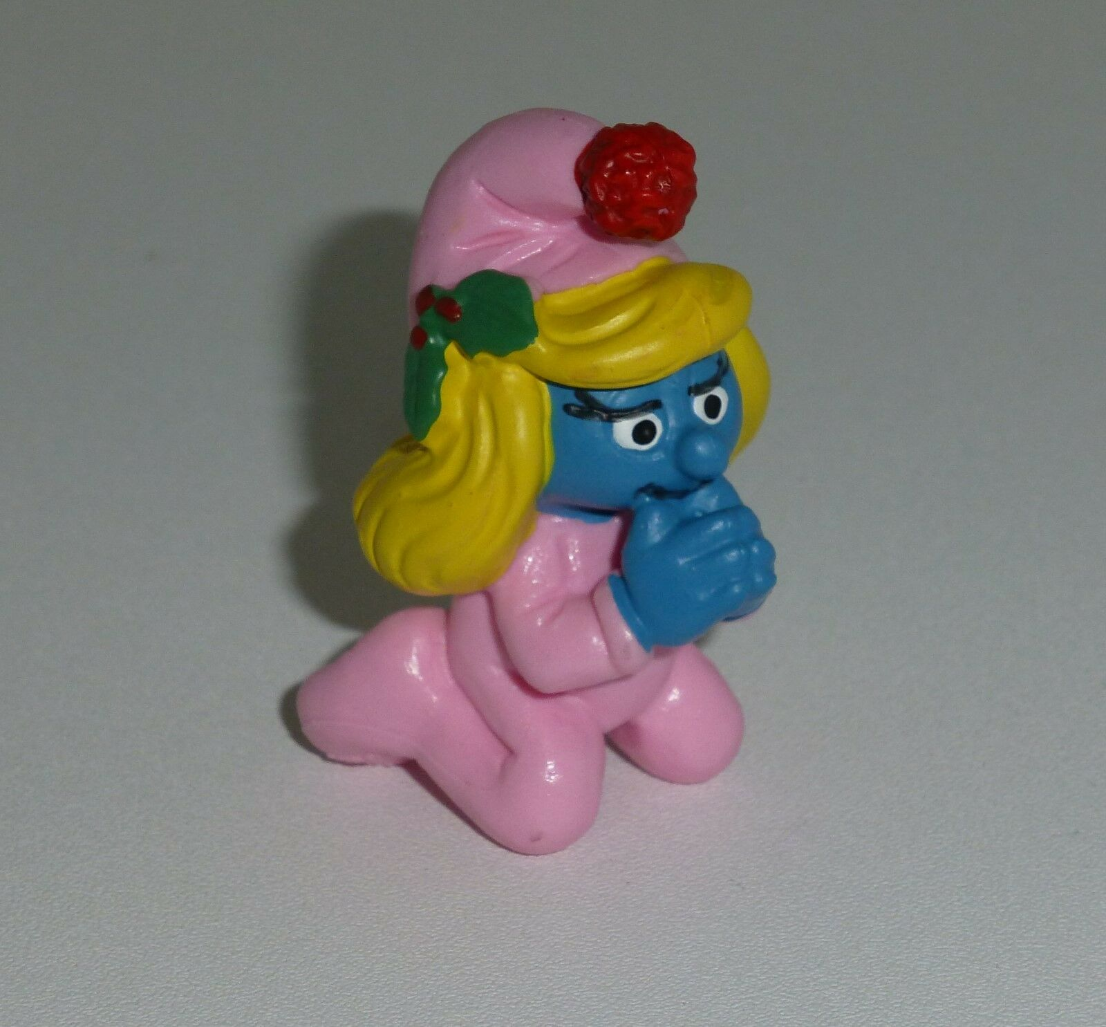 Smurf schleich  51911 prieuse-tbe-made in portugal (smurf puffi  pitufo)  le moins cher