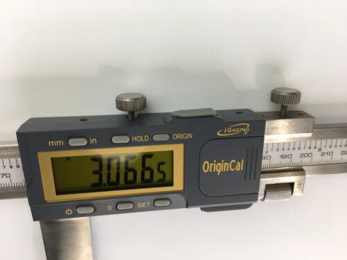 "iGaging ABSOLUTE ORIGIN 0-24/"" Digital Electronic Caliper Extreme Accuracy"