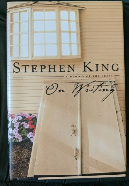 On Writing A Memoir of the Craft Hardcover By Stephen King