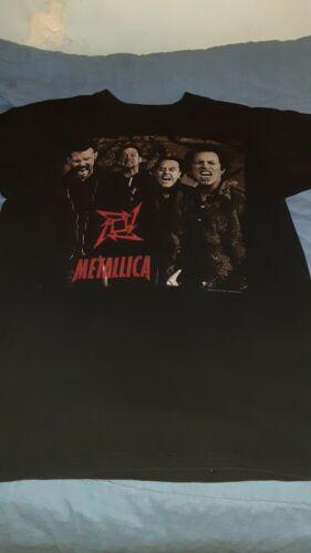 Vintage 90's Metallica Tour T-Shirt