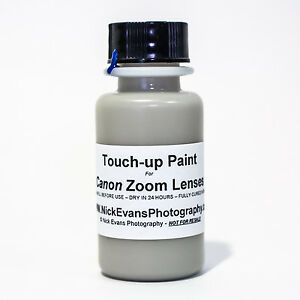Touch Up Paint for Canon Zoom Telephoto EF 300mm lens - 1oz