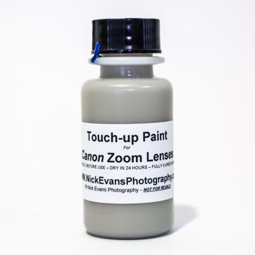 Lente Canon pintura para su Canon Ultrasonic Serie Zoom Lente-hacer L que NUEVO