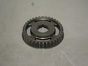 Details about 90-95 Honda Accord 2 2L 4Cyl  Crank Shaft Belt Drive Balancer  Timing Gear Pulley