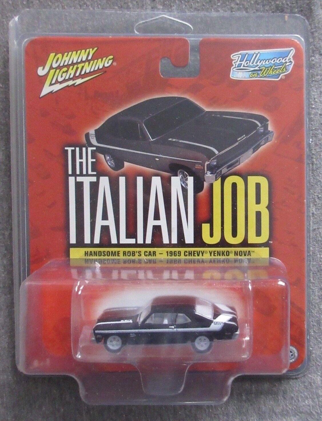 Für johnny Weiß lightning wl 69 nova yenko italian job le selten vhtf 1   64