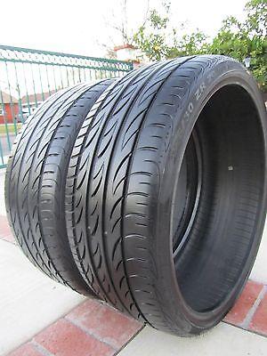 Pirelli Tires Price >> Pirelli P Zero Nero Tires 225 30 20 Ebay