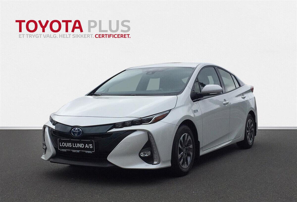 Toyota Prius 1,8 Plug-in Hybrid H3 MDS 5d - 254.900 kr.