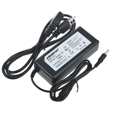 """DC Power Adapter Charger for RCA RTS739BWS 37/"""" Surround Sound Soundbar Speaker"""