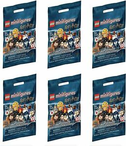 LEGO Harry Potter Series 2 Minifigure 71028 - Random Set of 6 🔥In Hand 🔥