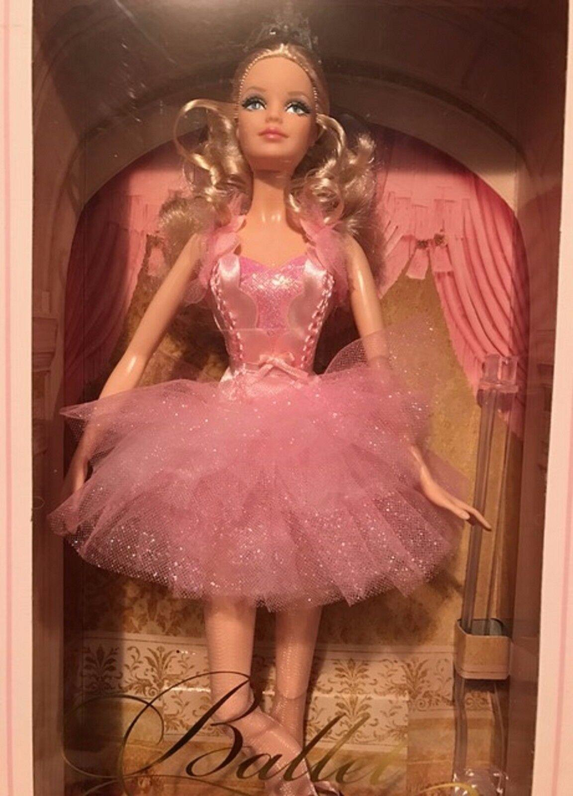 Ballet Deseos, para Su Pequeña Bailarina, Barbie Coleccionista 2012