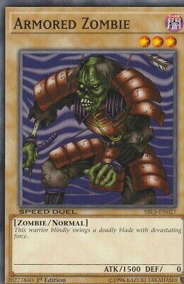 CRMS-EN027 Gladiator Beast Samnite Rare 1st Edition Mint YuGiOh Card