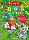 Pirate: Colour By Numbers by Anna Award (Paperback, 2011)