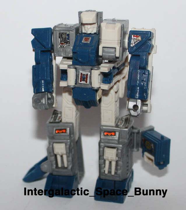 1986 Transformers Japan Kabaya Fort Max Kit Action Figure Fortress Maximus