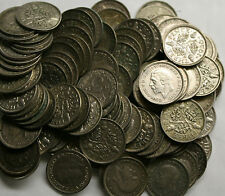 BULK PRE 47 SILVER THREE PENCES 3D 1920-1944 CHOOSE THE AMOUNT