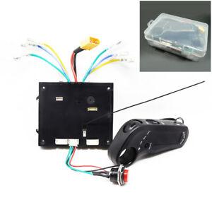 Electric-Skateboard-Longboard-Controller-With-Remote-Dual-Motors-ESC-Substitute