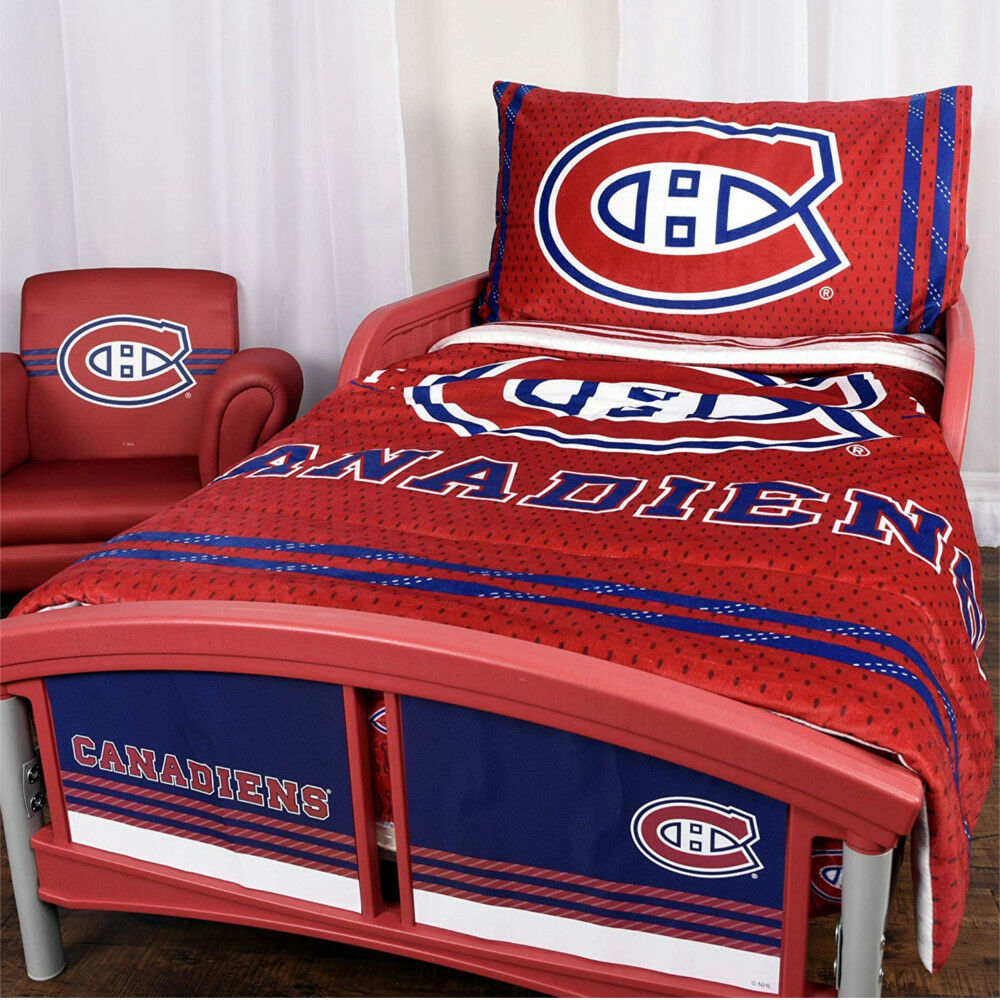 New Nhl Montreal Canans 3 Piece