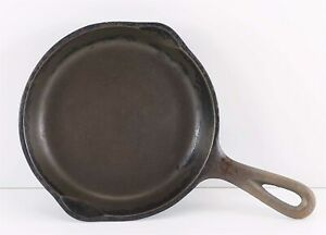Vintage-Wagner-Ware-No-3-1053-C-Cast-Iron-Skillet-Smooth-Surface-Sidney-O