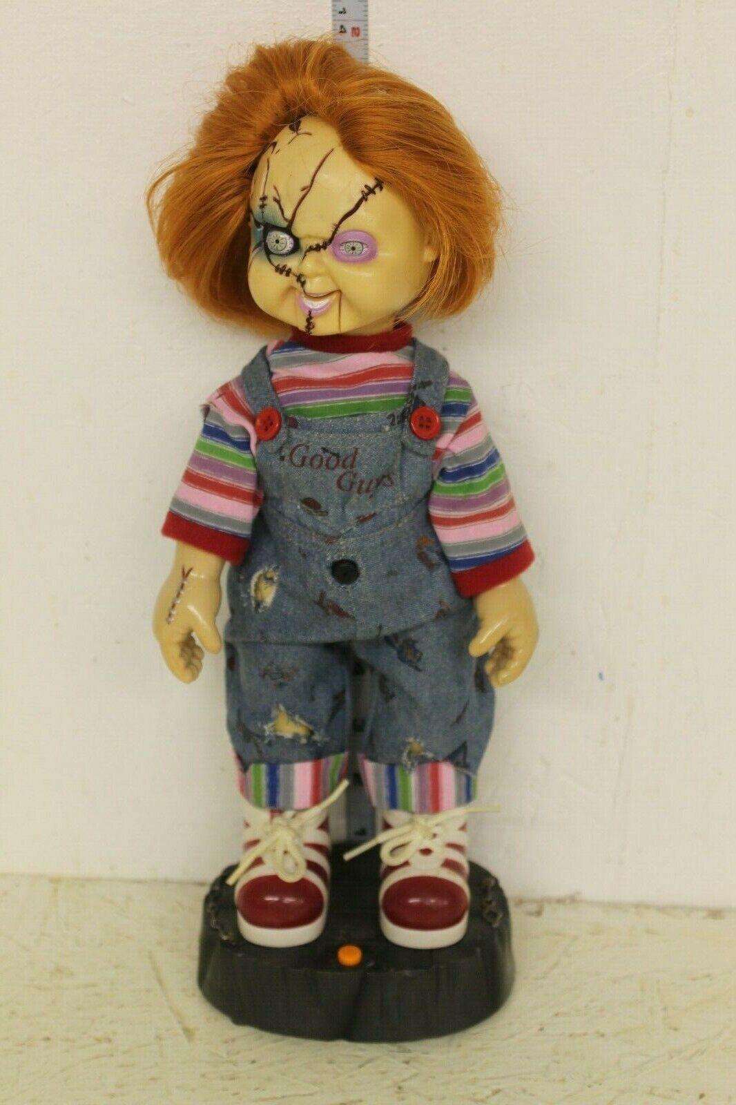 Figura Chucky Gemmy animado con sonido y movimiento Suelto