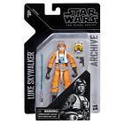 Star Wars Black Series Archives 6 Inch Figure Wave 1 - Luke Skywalker